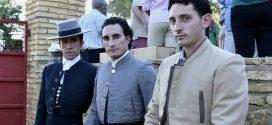 Reyes, 'El Kike' y García Corbacho inauguran LAS RAÍCES DEL TOREO (*Fotos*)