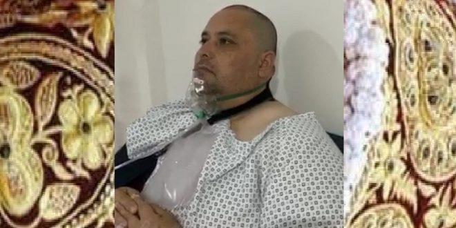 Operan del hombro al periodista EVERARDO GONZÁLEZ