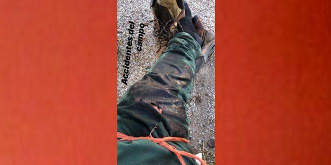 'El Chihuahua', herido en el campo bravo