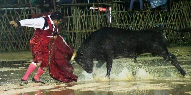 'Chamaco Balam' quiso ser torero de 'postín'… pero es figura de los 'choneros' (*Fotos*)
