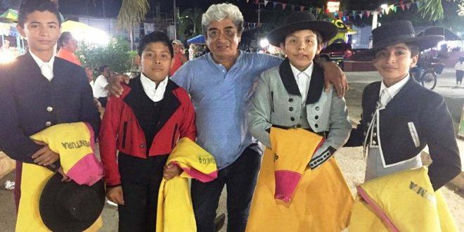 José Ventura, presidente de la UTY, y la importante cifra de festejos en la región