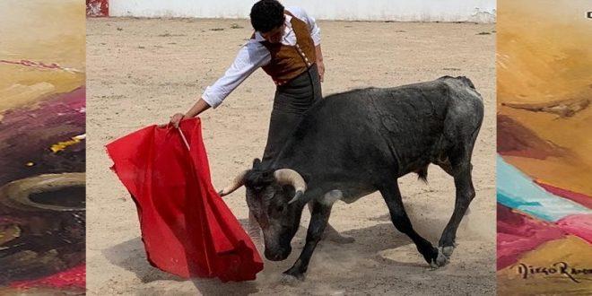 El novillero Enrique de Ayala, firme en sus objetivos (*Fotos*)