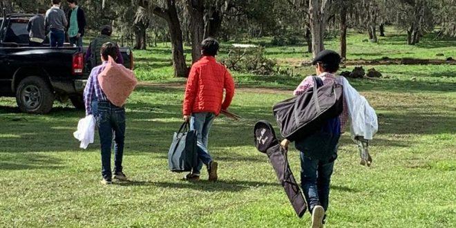 Abre RANCHO SECO sus puertas a las nuevas generaciones; prepara campamento taurino (*Fotos*)