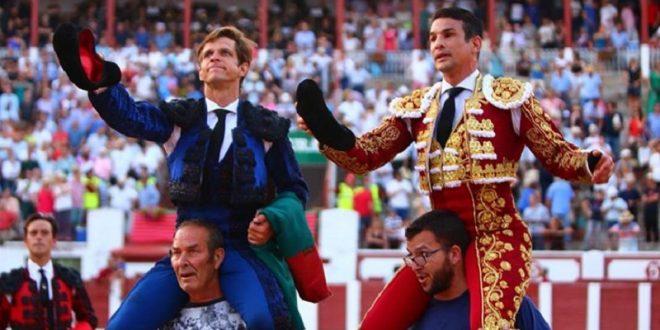 REAPARECEN 'El Juli' y Manzanares en la 'nueva normalidad'