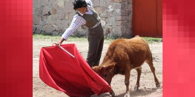 Serna, en las vacadas mexiquenses