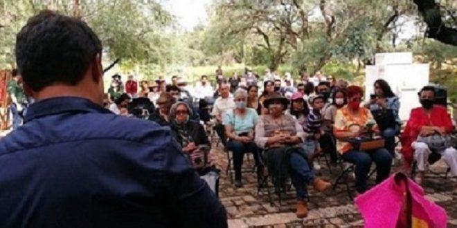 Del Centro Taurino México-España…Exitoso fue el Coloquio Taurino