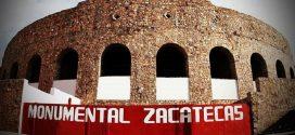 Preparan serial taurino en la Monumental de Zacatecas
