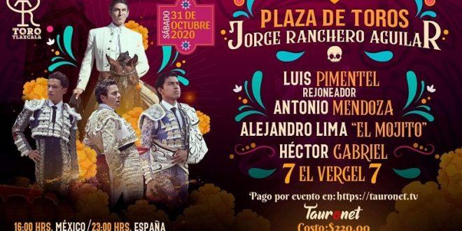 El día 31 en Tlaxcala: Pimentel, Mendoza, Lima y Gabriel