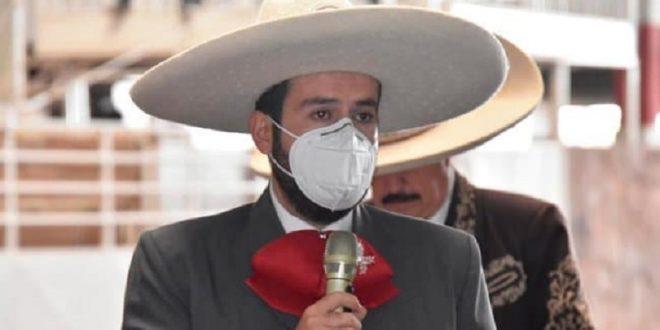 Acusado de violencia política de género, alcalde de Zacatecas pone trabas para festejos
