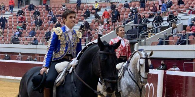 Triunfan los Hermoso de Mendoza en Logroño