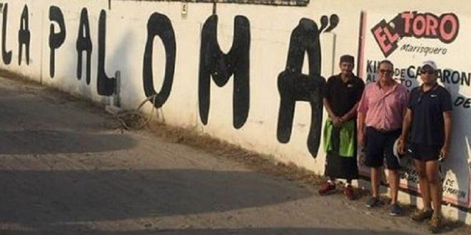 """Jorge Mora volvió a """"La Paloma""""… Se remontó a los años 90"""