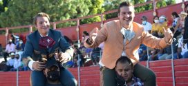 Exitoso festejo charro-taurino… ¡En suelo oaxaqueño!