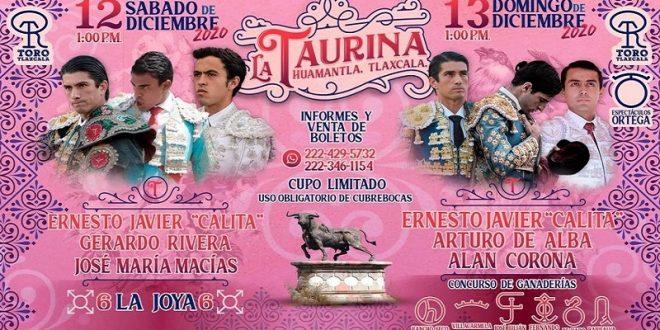 Comienza la venta de boletos para los festejos Guadalupanos en Huamantla