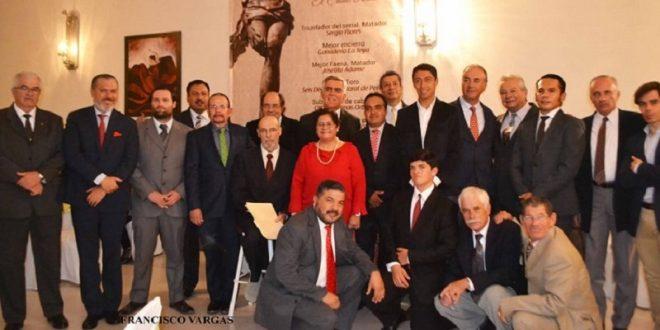 Designan nueva mesa directiva… En el Centro Taurino México España