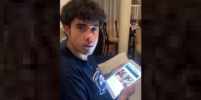 Rafael Camino, al CART VIVIR COMO TORERO