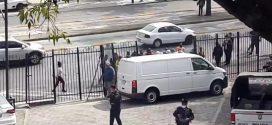 Demandarán penalmente a Pepe Arroyo, tras irrumpir con violencia en restaurante de su padre
