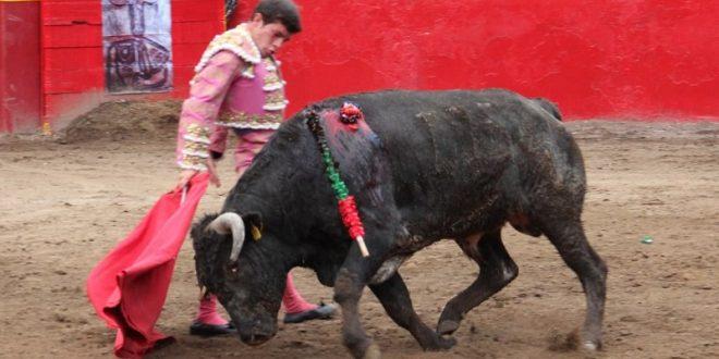 Buen encierro de La Paz, en Atizapán
