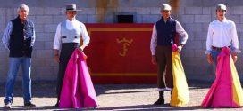 Bonito día de campo bravo, en la ganadería de San Fermín