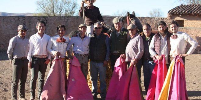 Ilusión y preparación, en la ganadería de San Antonio de Triana