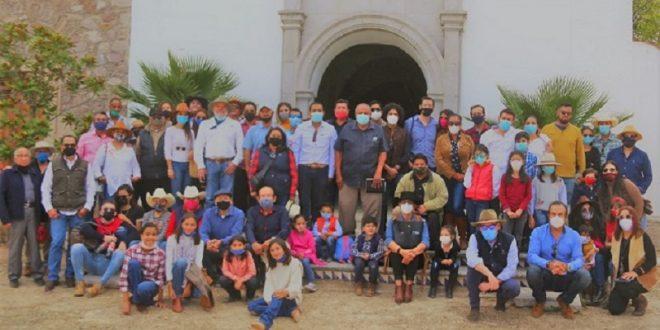 En la dehesa de Claudio Huerta…Gran día en la libertad del campo (*Fotos*)