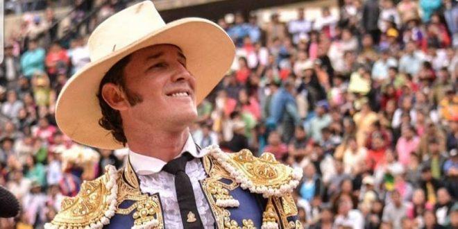 Cristóbal Pardo, primer triunfador de 2021; aunque roto por dentro, desborda afición