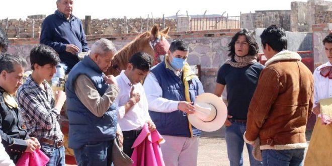 Gran día de campo bravo, en Medina Ibarra