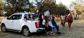 La JOYA fomenta la tauromaquia en la niñez (*Fotos*)