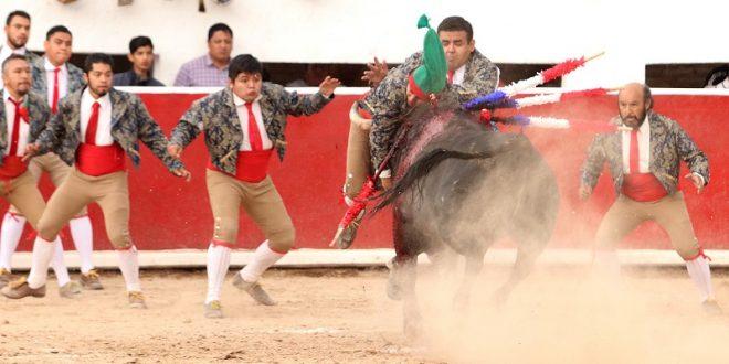Los Forcados Amadores de Puebla celebran once años de vida