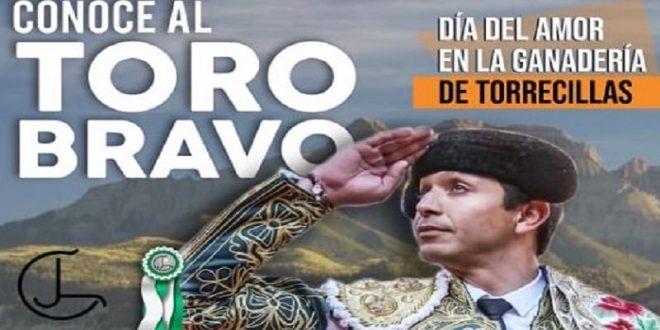 """""""Conoce al Toro Bravo"""" arriba a Torrecilla"""