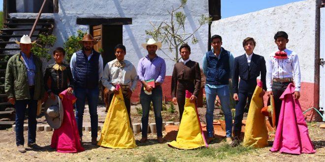 """Destaca el conceptode Santiago López y la actitud de Alberto Mercado en """"Quiero ser torero"""" (*Fotos*)"""