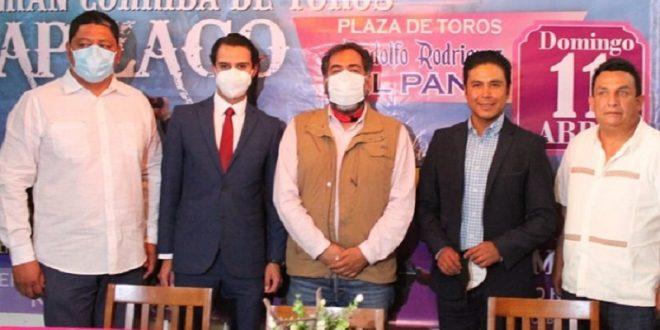 """Reaparece """"El Rifao"""", con Sánchez y Adame… El 11 de abril, en Apizaco"""