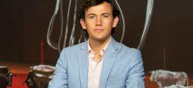 Miguel Aguilar se alista con gran animo en España
