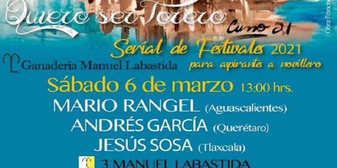 """Arranca el sábado el serial """"Quiero ser Torero"""""""