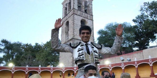 Apasionada entrega en Tlaxcala