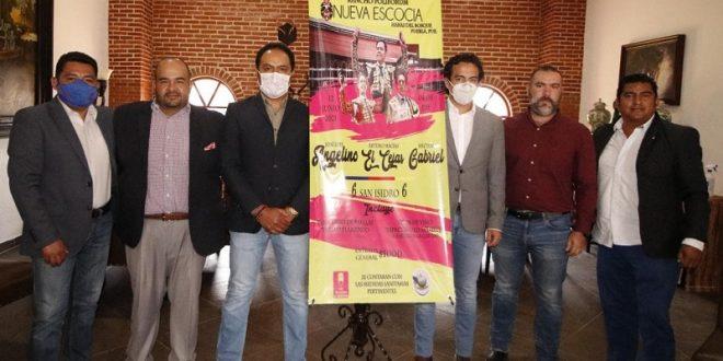 Presentan en Haras Del Bosque corrida para Puebla