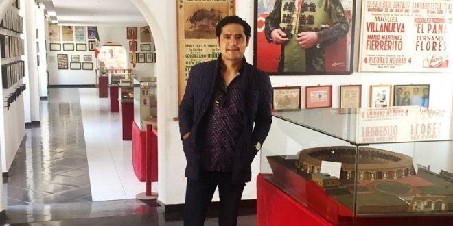 OFICIAL: De Arriaga, director de museo taurino
