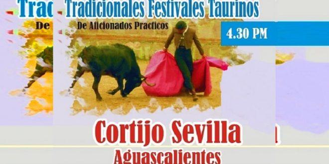 """En el Cortijo """"Sevilla""""…Tres festivales para aficionados prácticos"""