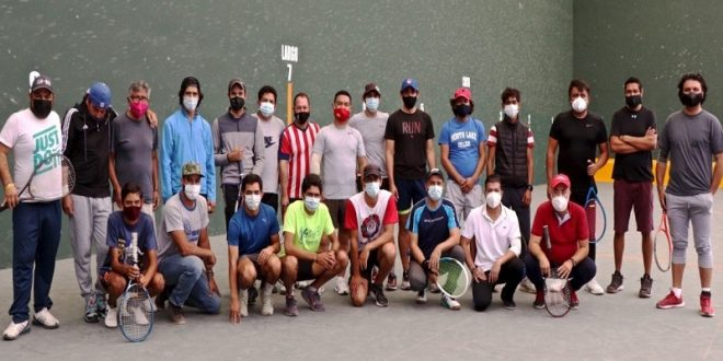 Animado, el torneo torero de frontenisen Aguascalientes