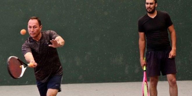 """I Torneo de Frontenis """"IDEA-Entre Toreros""""…Pedro Montes y Ricardo Frausto, triunfadores"""