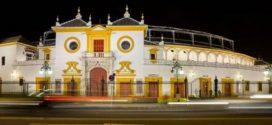 En el aire, la feria en la Real Maestranza de Sevilla