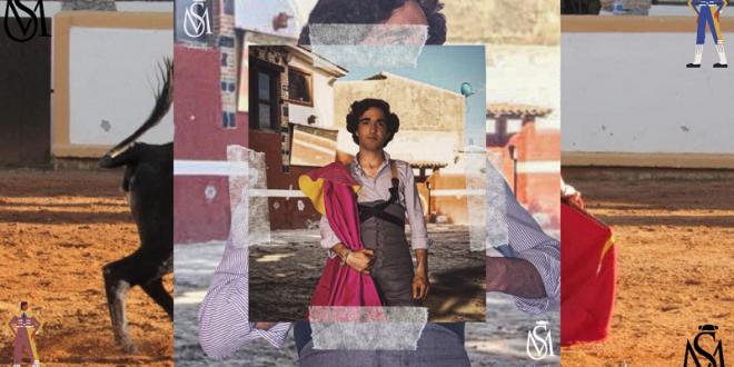 SEBASTIÁN, novillero español, se abre paso en México