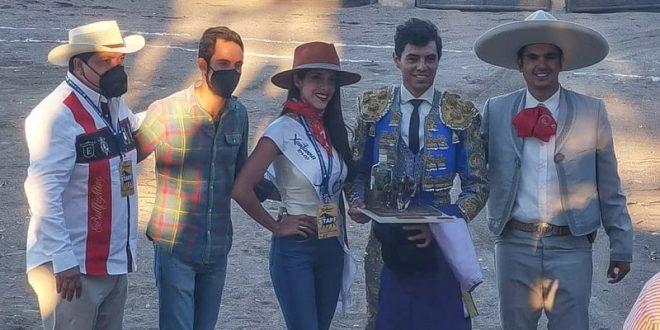 Doble mérito de Brandon Campos, tras triunfo en Agüitas