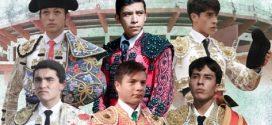 Cartel de triunfadores en Huamantla, el día 22