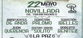 Listo el encierro de La Paz para Huamantla (*Fotos del encierro*)