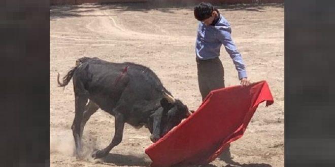 Cristian Antar se prepara en Pastejé