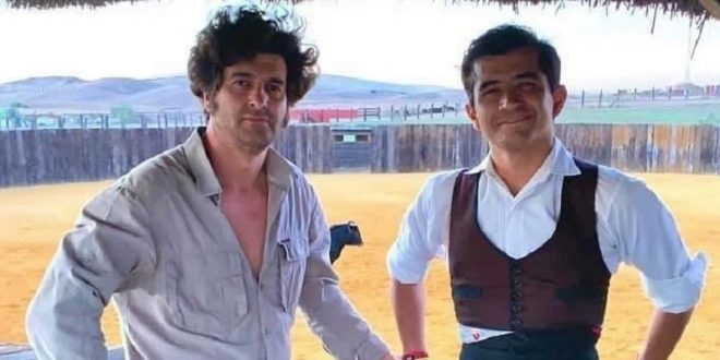 Tientan Morante y Adame en el campo bravo andaluz