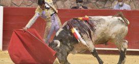 Jiménez Fortes, triunfador en Cinco Villas; alternantes malogran faenas
