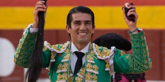 'Calita', arrollador, corta orejas y rabo en España