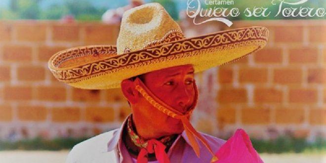 Víctor Santos, director de lidia en el certamen Quiero ser Torero