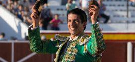 Mantiene CALITA paso triunfal; sale a hombros Villarejo de Salvanés